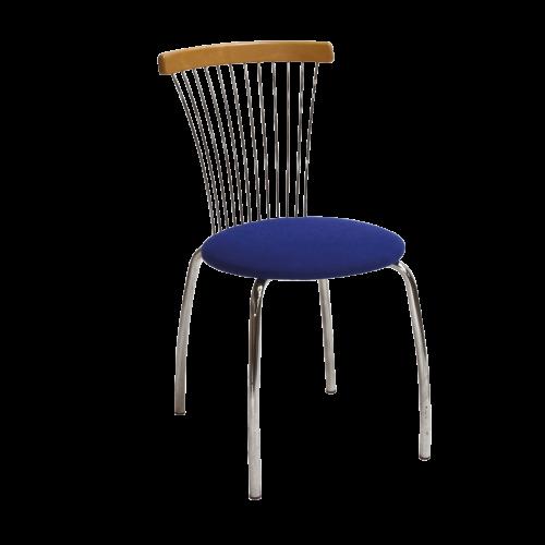 136 Orleans Chair Blue