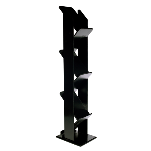 308BK Lit Dispenser Black