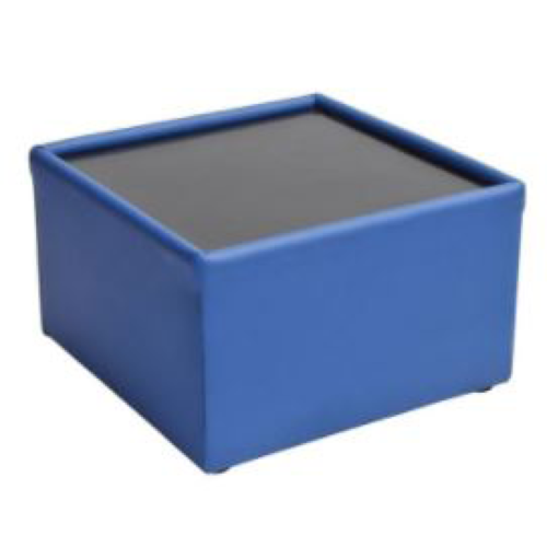 36BE Wallis Square Coffee Table Blue