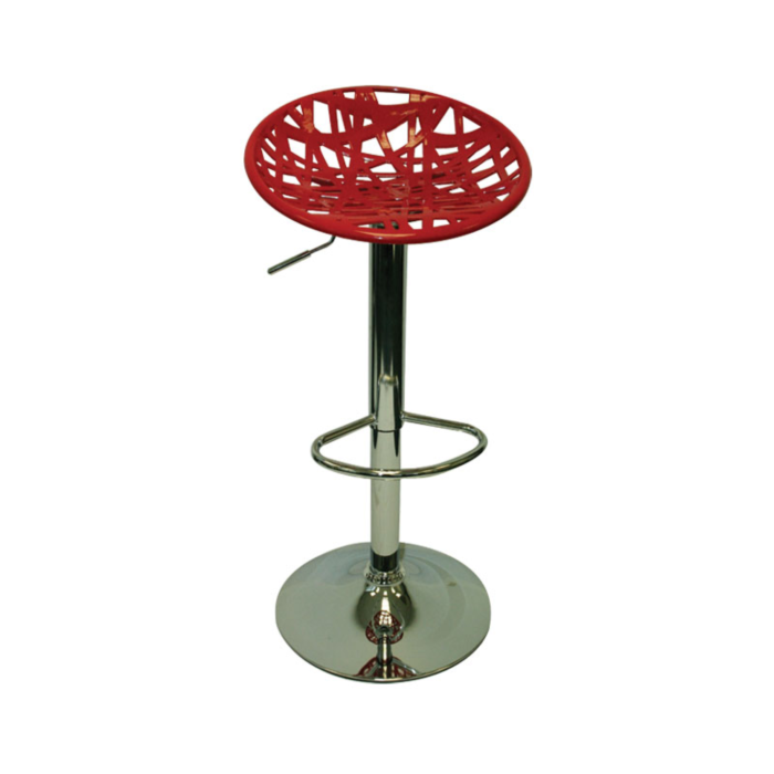 785RD Republic Stool Red