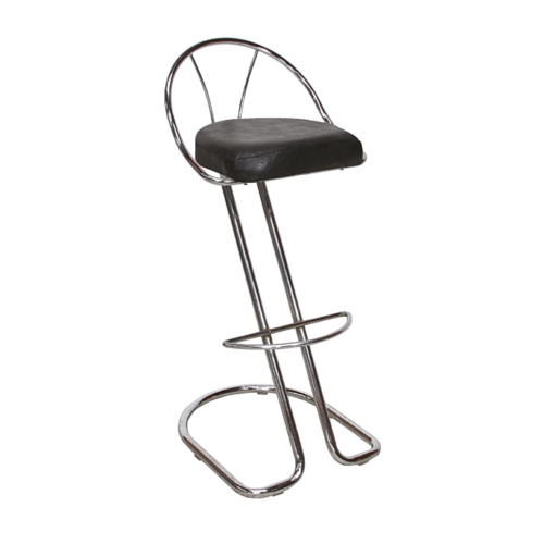 AS166BK Siegar Stool with Back