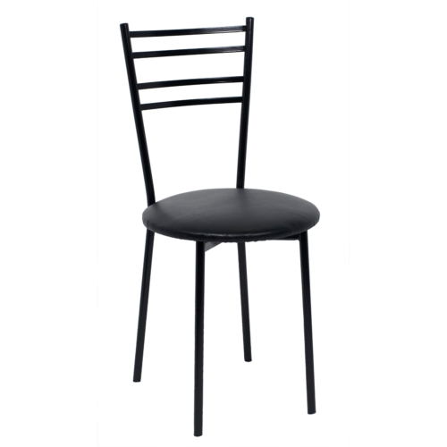AS657BK Como Chair Black