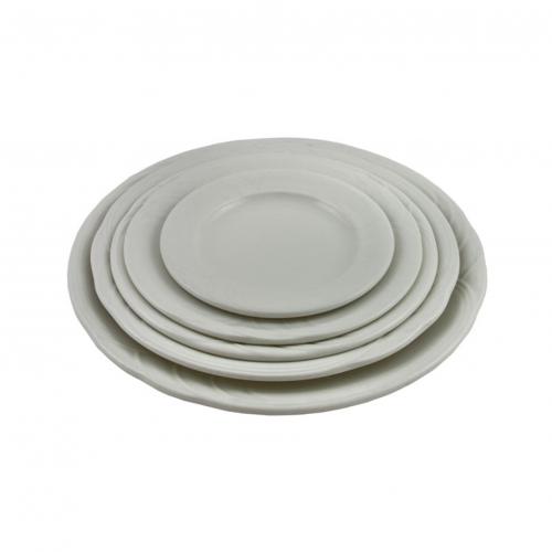 C0321 Silhouette Dessert Plate