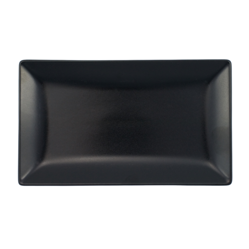 C0391 Rectangular Black Plate