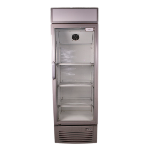C2327 Large Glass Fronted Fridge