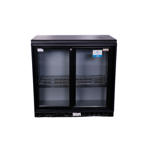 C2327D Undercounter Fridge 2 Door
