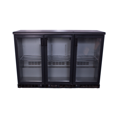 C2327E Undercounter Fridge 3 Door