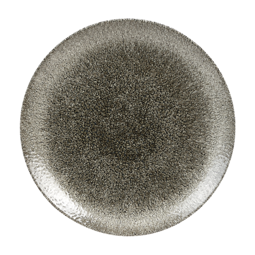 C4484 Raku Quartz Coupe Plate