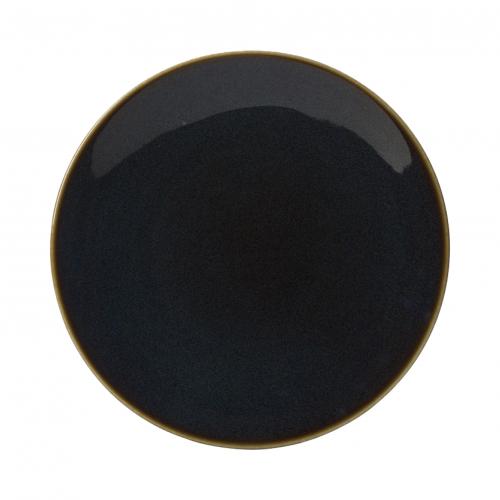 C4487 Art Glaze Coupe Plate