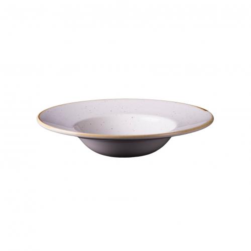 C4700 Stonecast Barley White Wide Rim Bowl