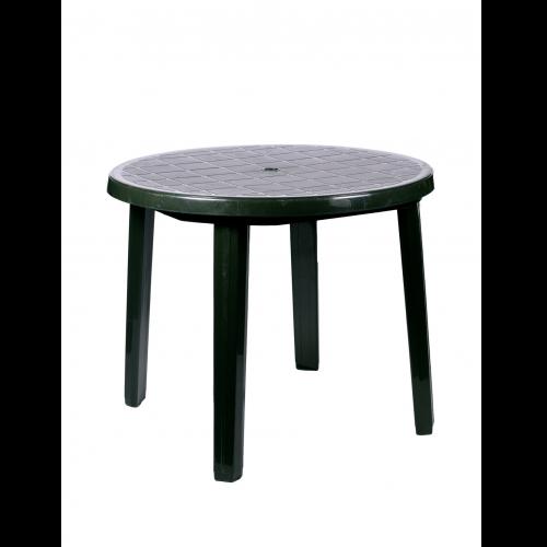 E113B Plastic Table Green