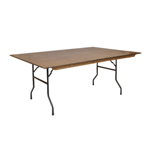 E33 Trestle Table