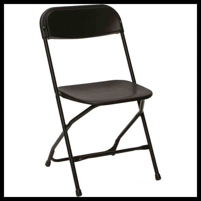 E46H Samsonite Chair Black