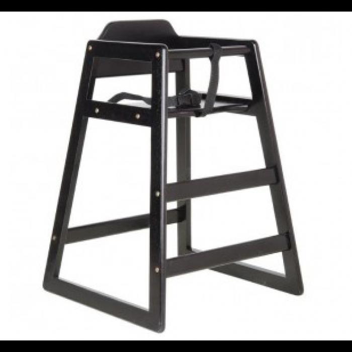 E60 Wooden High Chair