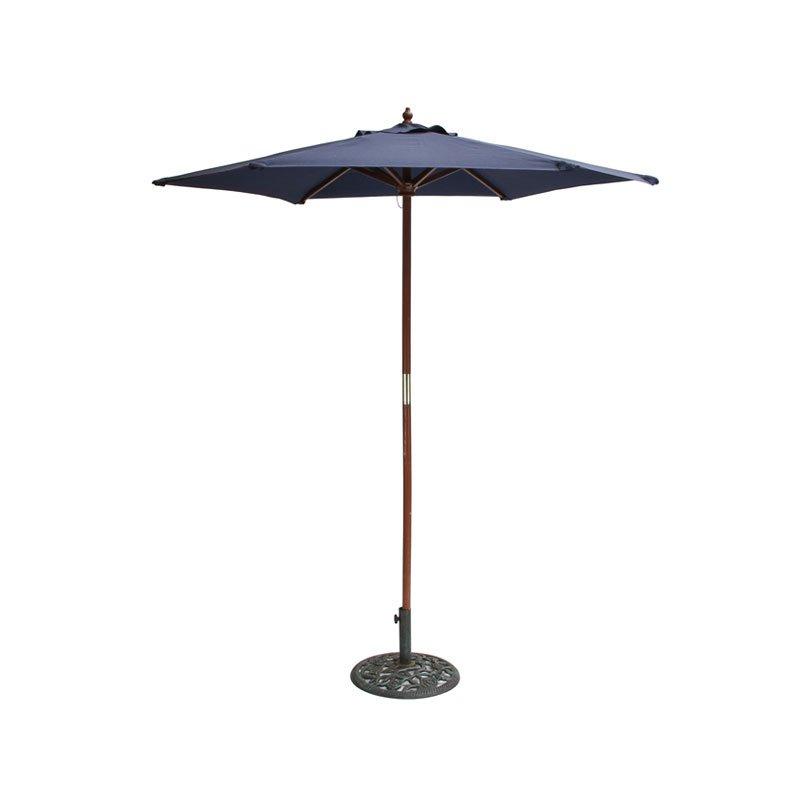 Parasol Garden Blue 2m