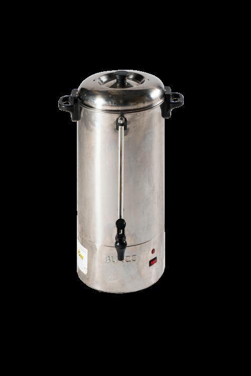Electric 100 cup coffee perculator
