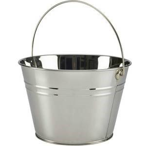 S/S Beer bucket with handle