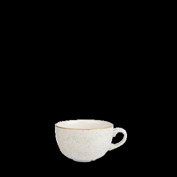 Stonecast barley white cappuchino cup
