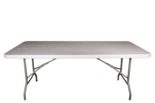 6FT  x 18inch trestle table