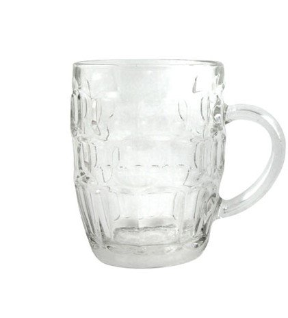 Traditional 1 pint tankard